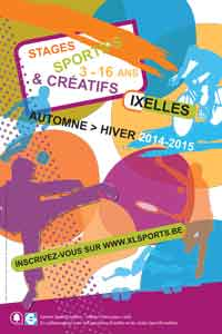 Stages automne hiver 2014