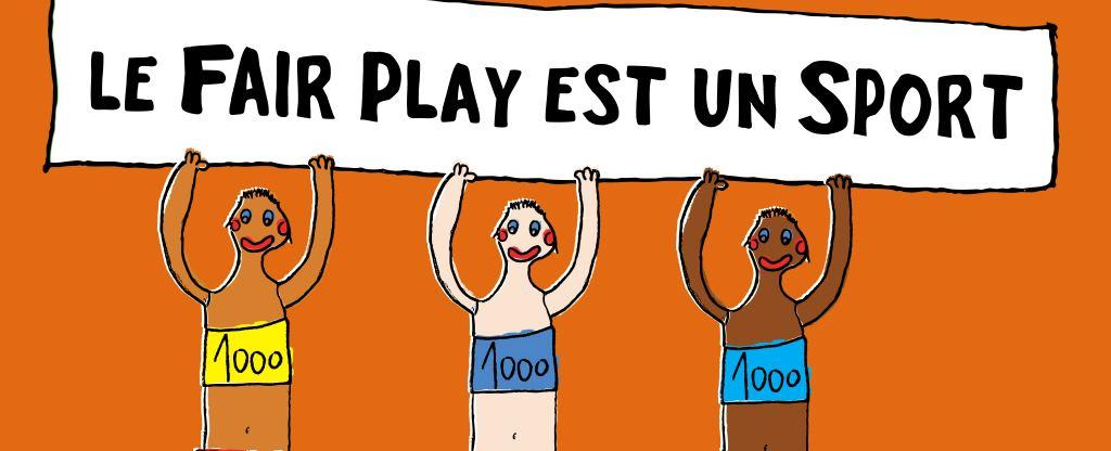 Le fair play est un sport