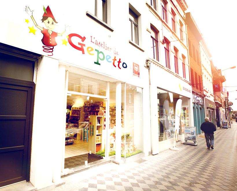 magasin de jeux et jouets Wavre Haba Djeco lilliputiens Brio Eurekakids
