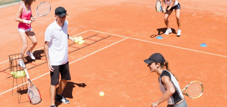(Re)commencez le tennis, c