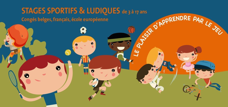 Stages à Uccle Sport, au Dieweg, au Roseau