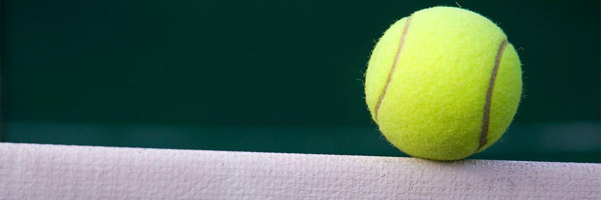 Terrains de tennis