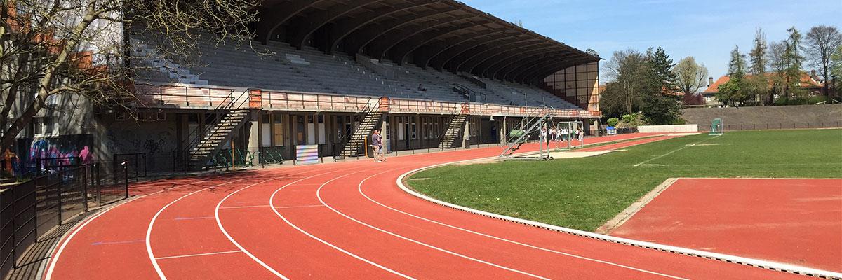 Stade et terrains synthétiques