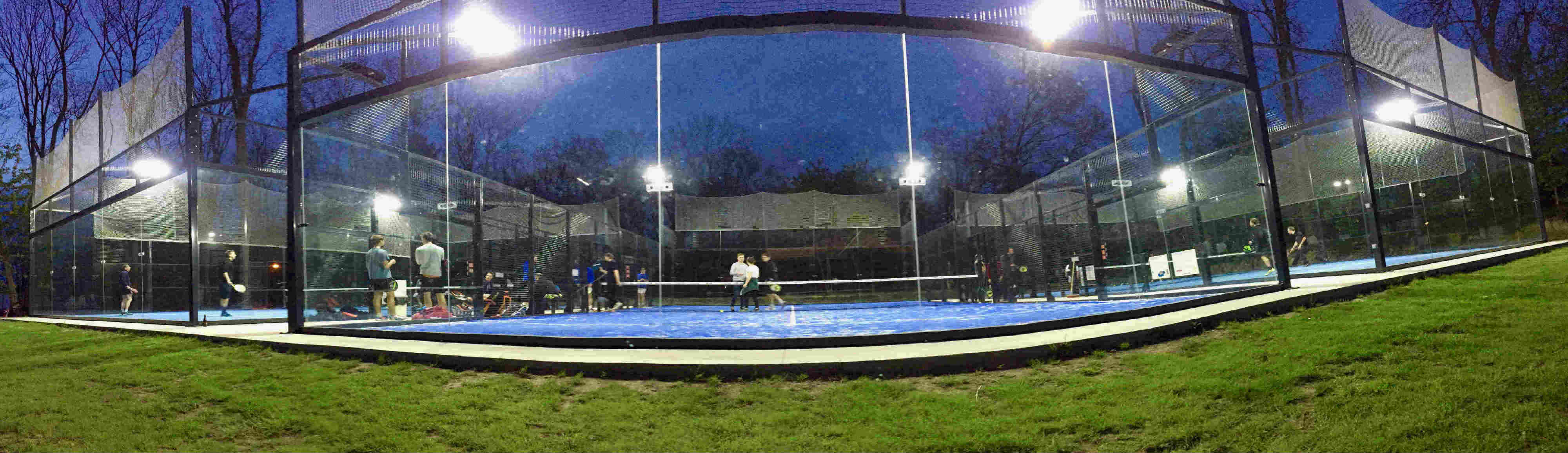 NEU IN EUPEN: PADEL-TENNIS