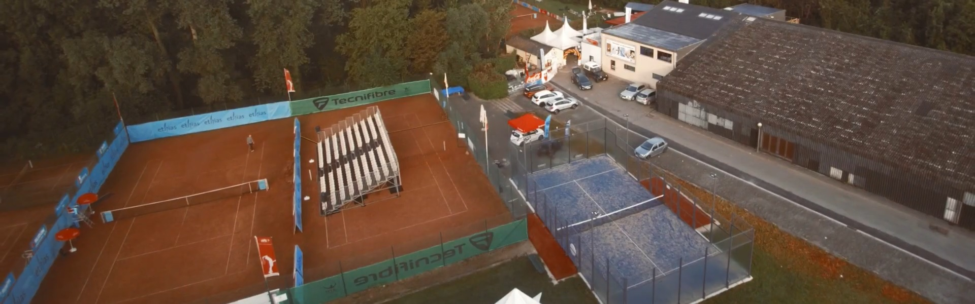 <br>Bienvenue au Tennisland